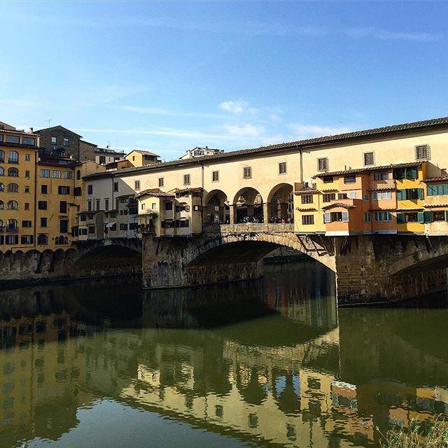 Acme in Florence #acmedesignny  #pontevecchio