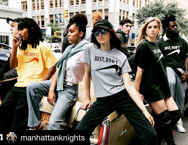 Are you ready for #nyfw : Men's @manhattanknights #madeinnyc #acmedesignny