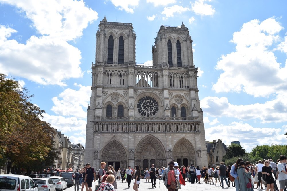 Day 6: Notre Dame Cathedral