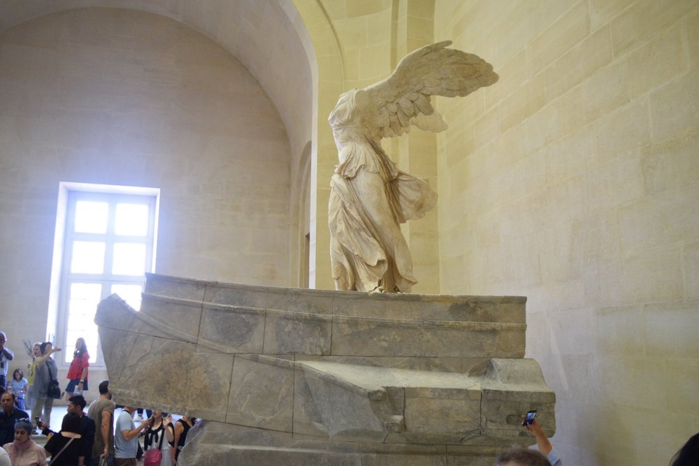 Day 7:  Musee Louvre