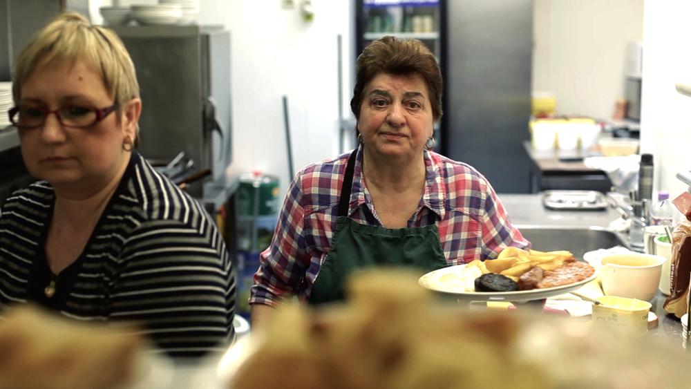 E.Pellicci - The Life Of A Cafe - Dir Rick Stanton