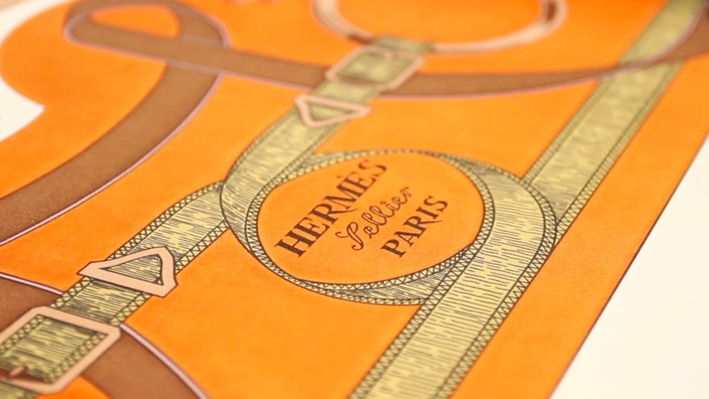 Hermès - Saatchi Gallery