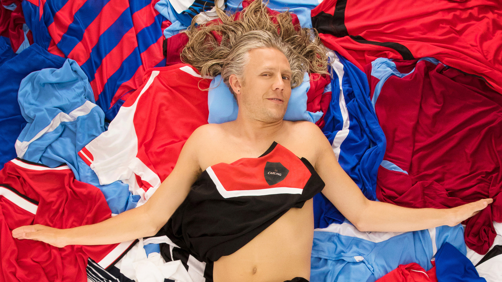 Carling Jimmy Bullard Promo
