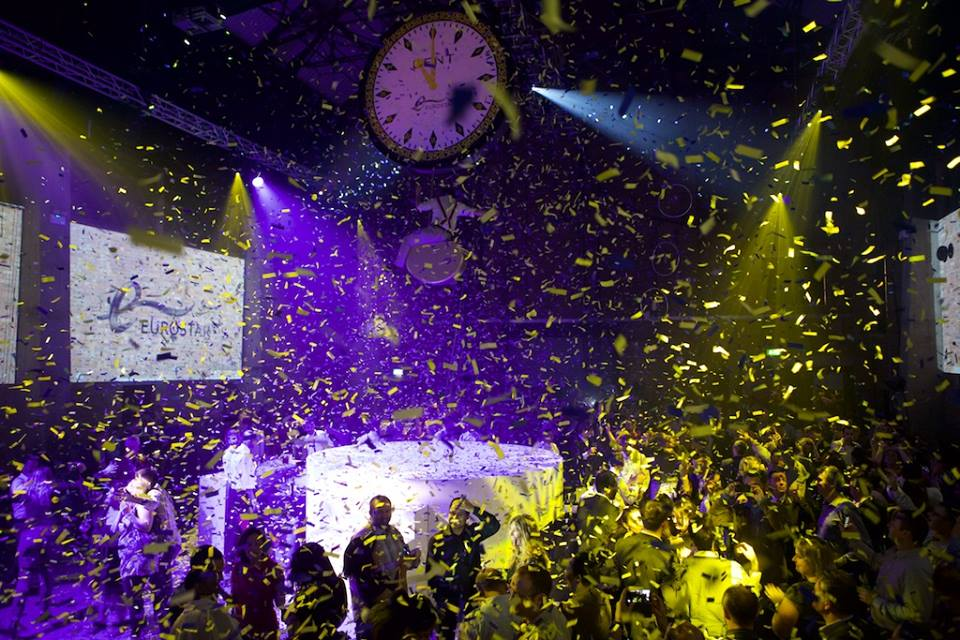 Eurostar's 20th Anniversary