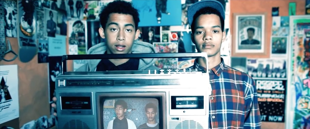 Rizzle Kicks - Down With The Trumpets - Dir TobyLoc