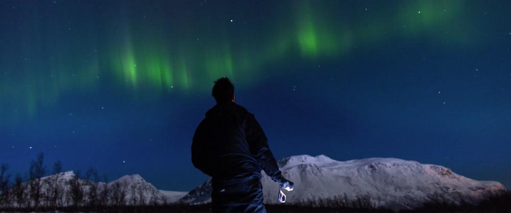 Tromsø Lights - Dir TobyLoc