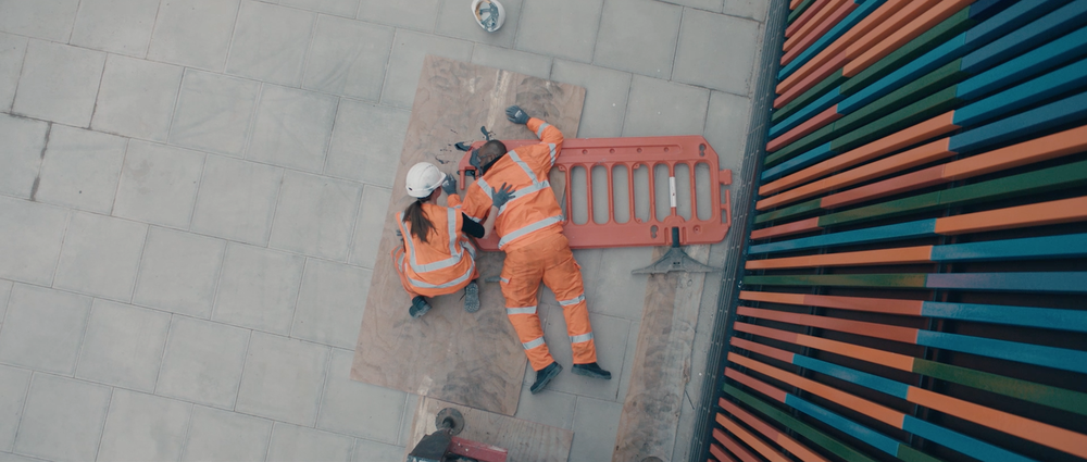 Crossrail - Barry (Short film)