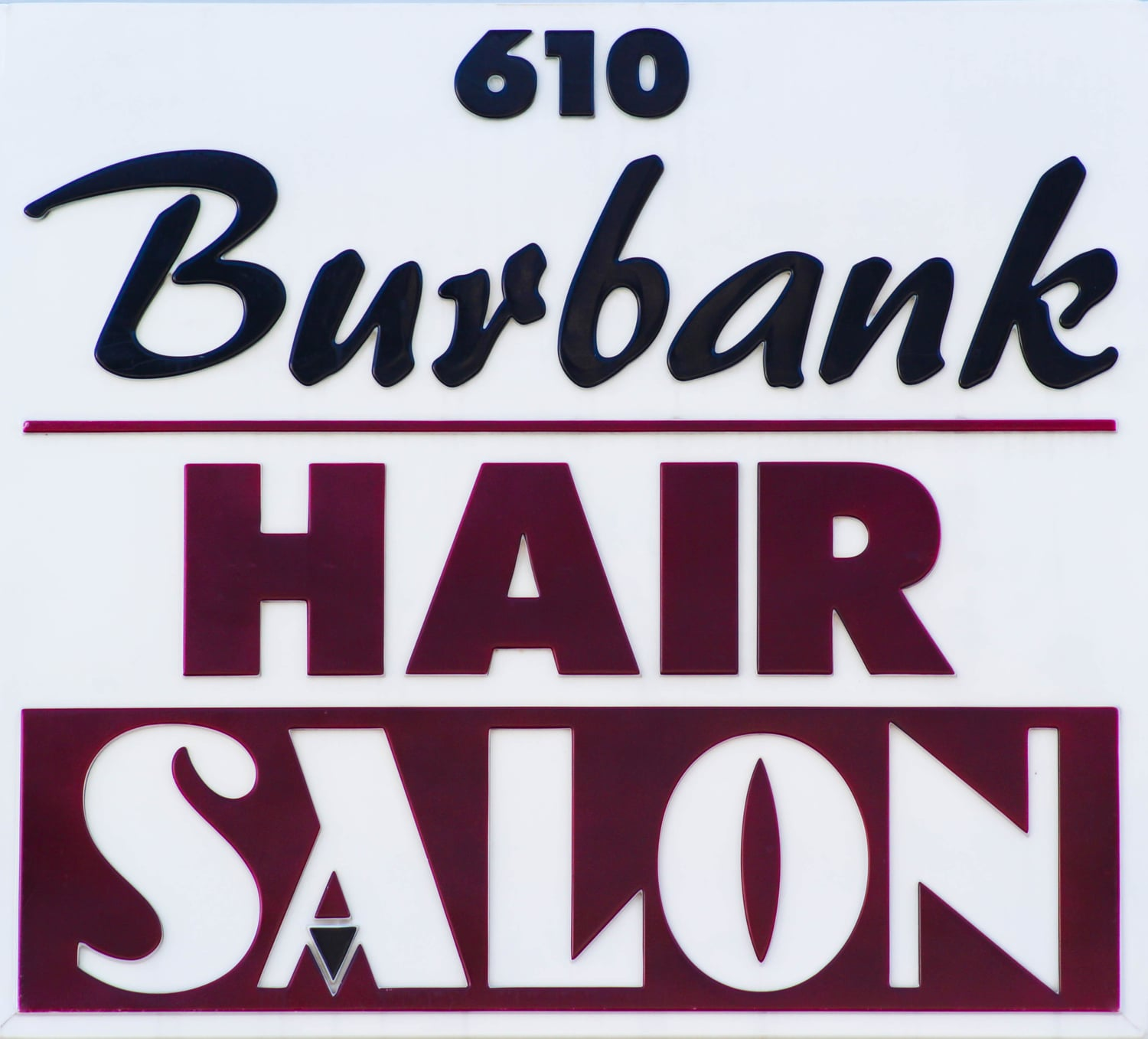 610 Burbank Hair Salon