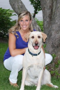 Bethany Stevens, Owner of On the Move Pet Care, LLC
