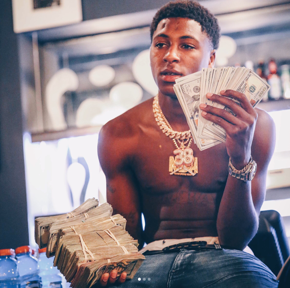 NBA YOUNGBOY x RIDE VIDEO — IT'S A LIFESTYLED