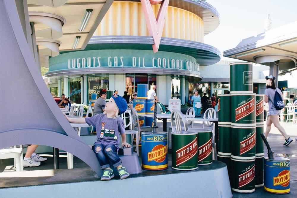Disneyland, Disney Cars