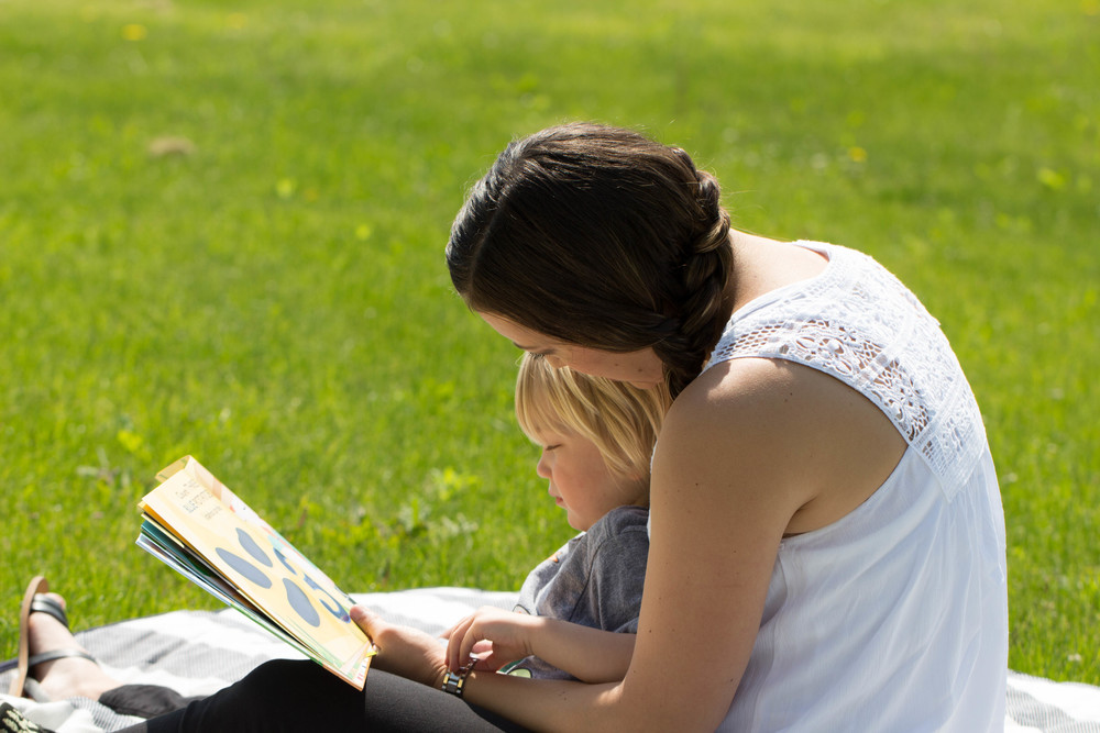 ways to read to your kids everyday
