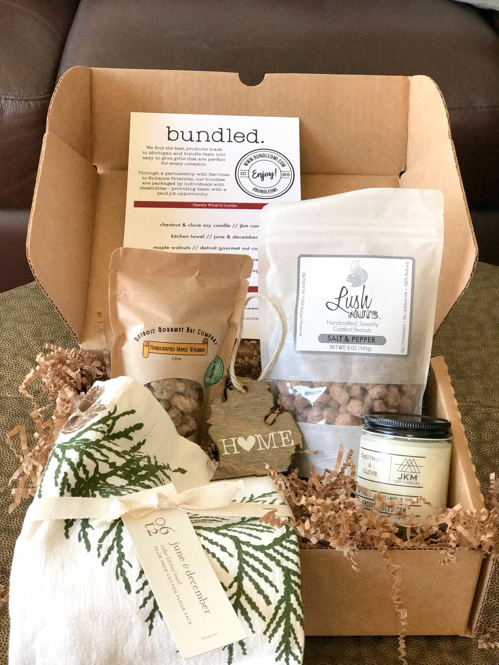holiday gift all michigan local