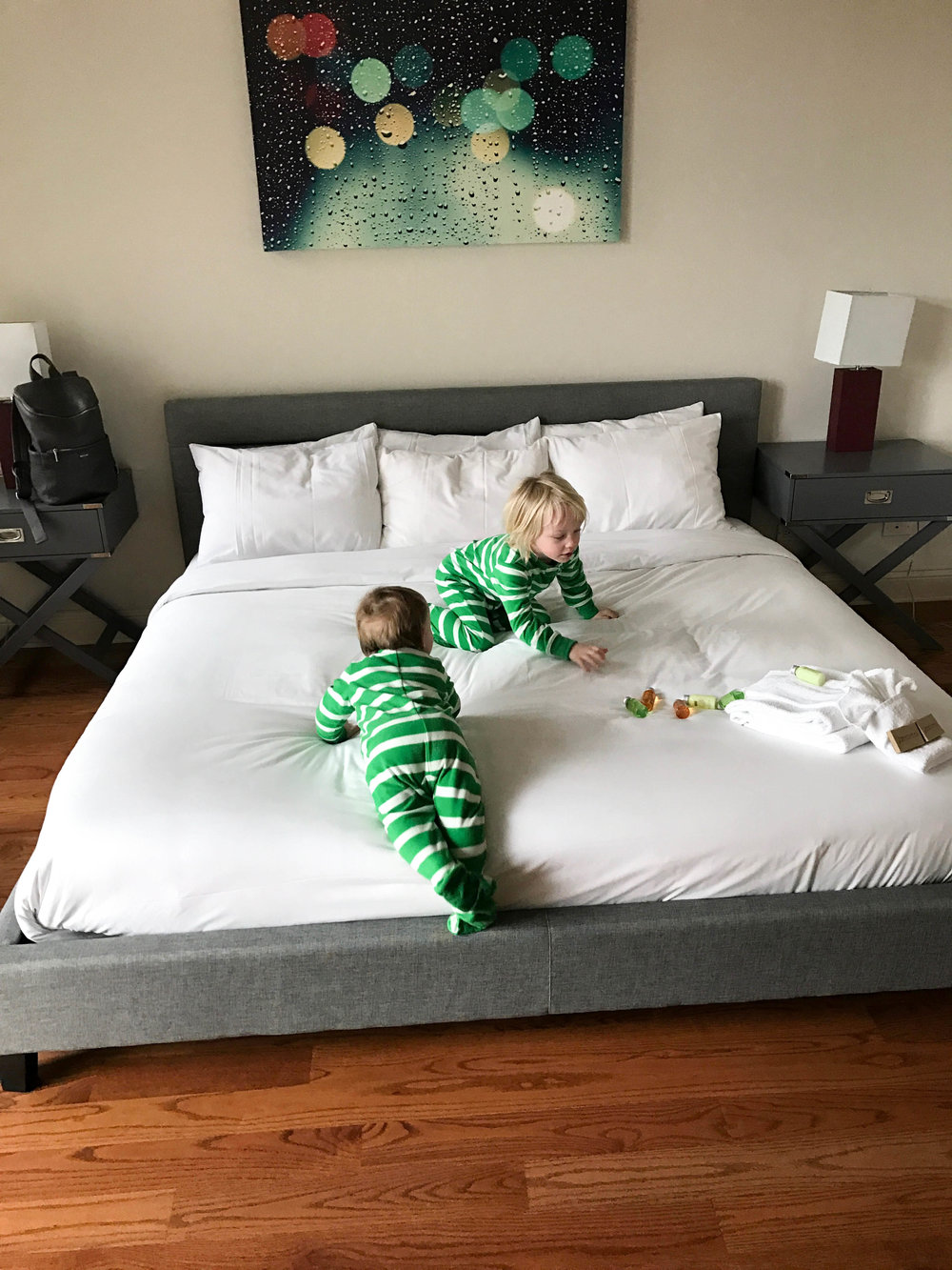 Airbnb with kids in Chicago