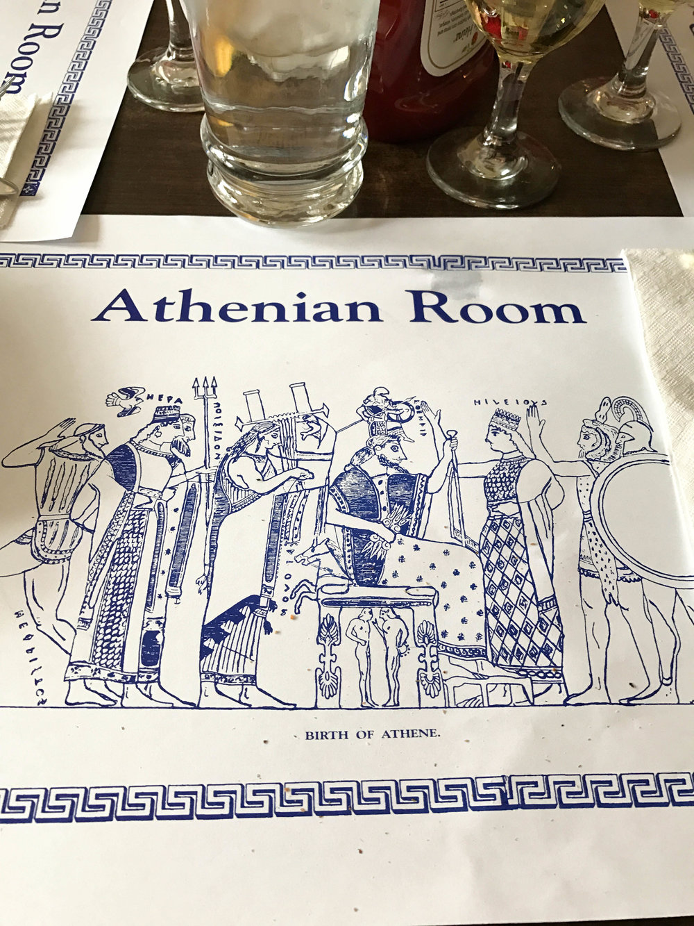 Greek Restaurant Chicago