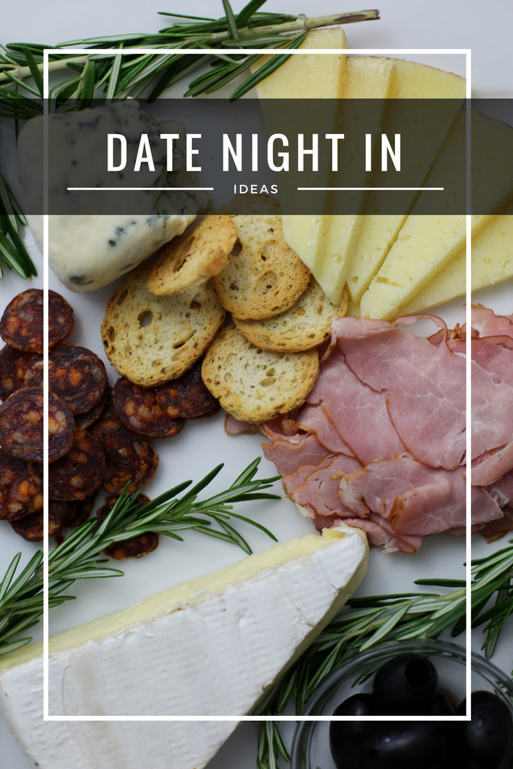 charcuterie for date nights in