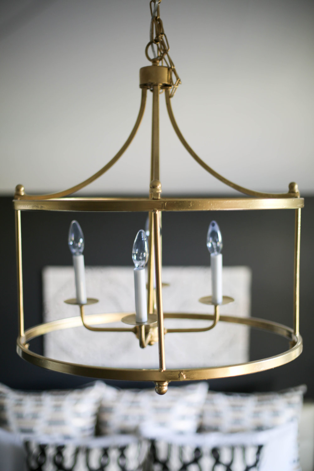 gold chandelier, french gold chandelier, vintage gold chandelier, antique gold chandelier, master bedroom chandelier, bedroom chandelier