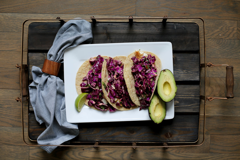 simple fish tacos recipe refreshing mexican food