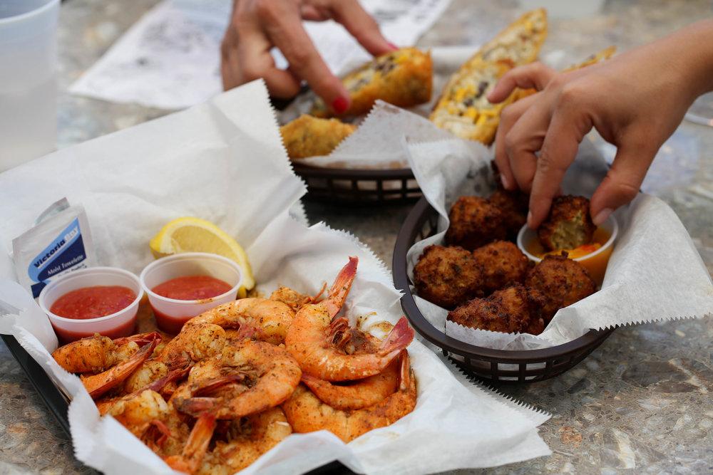 Sarasota Florida best lunch