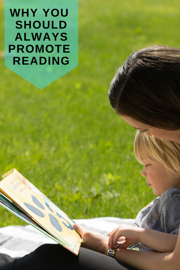 How to read everyday to your toddler