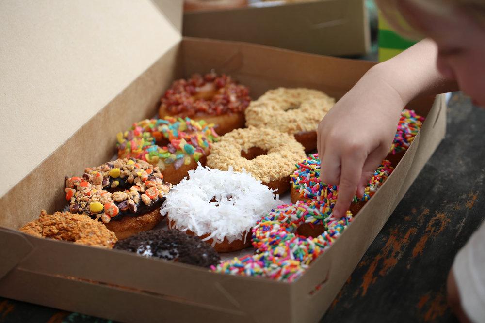 doze donuts