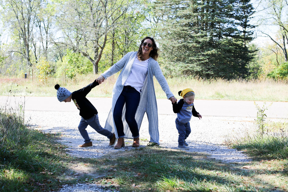 How I balance blogging and motherhood