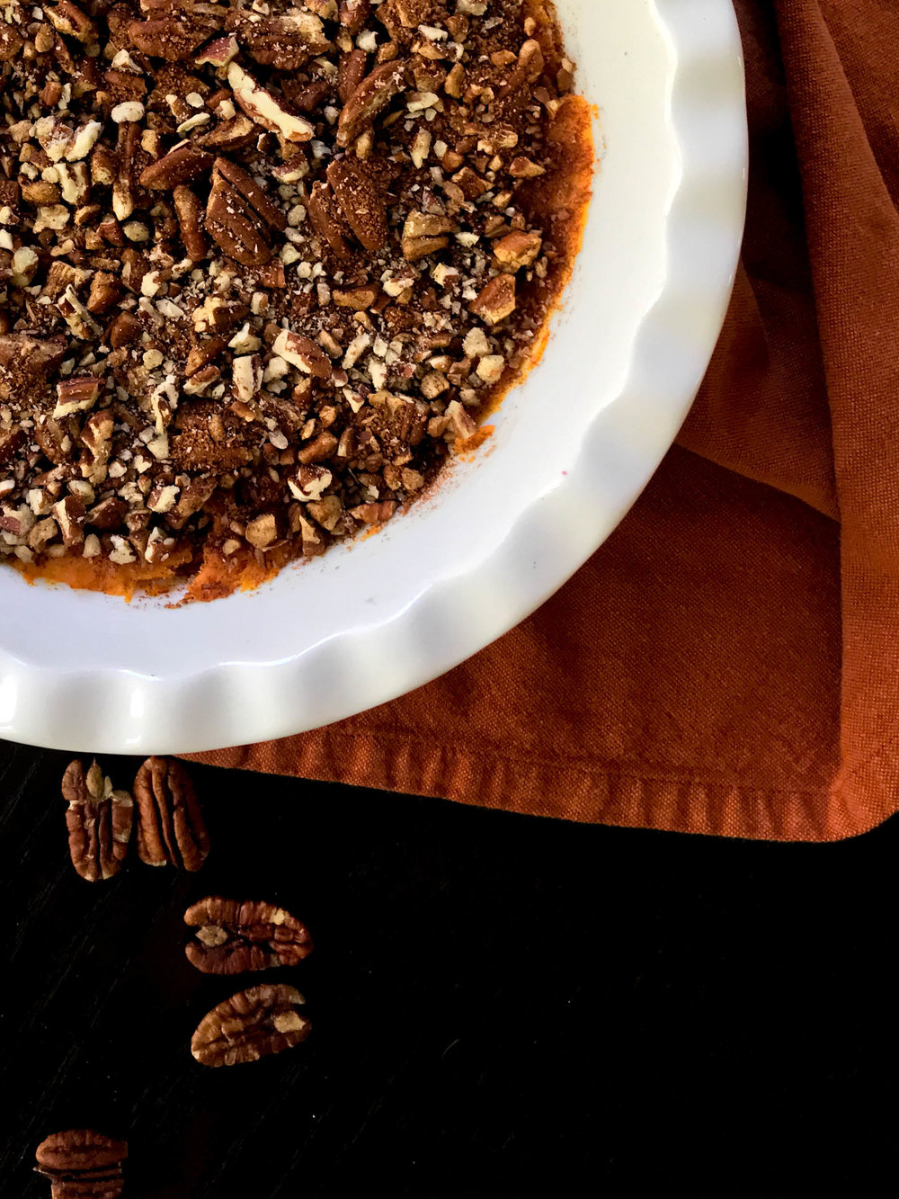 pecan sweet potato mash recipe