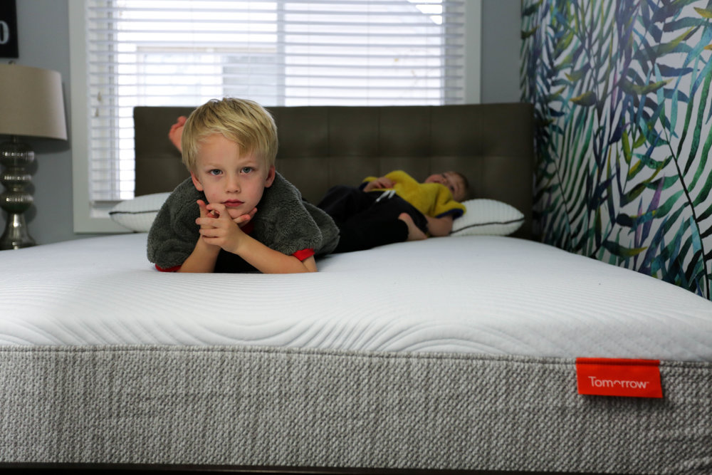 the best kept secret to better parenting, sleep, toddler beds, sharing a bedroom, shared kids room, how to switch from a toddler bed to a big kid bed, tomorrow sleep, sleep training, parenting, mattress, queen mattress