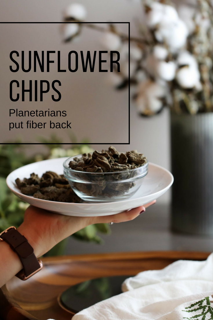 fiber snack sunflower chips change your snacking habits