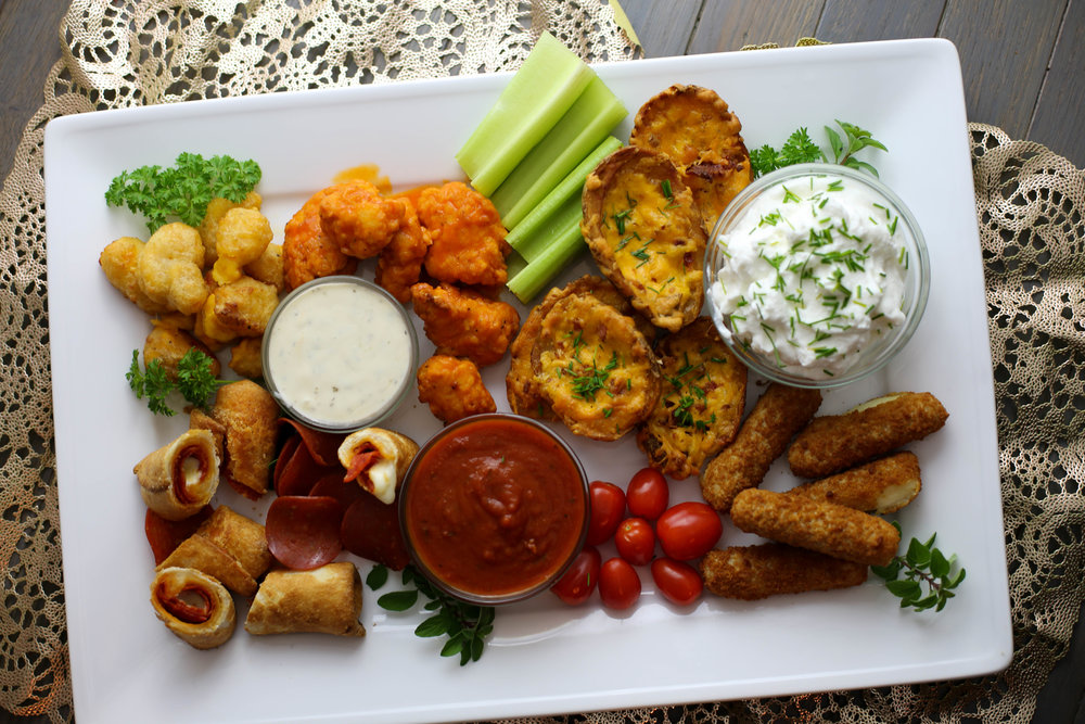 how to create the perfect appetizer board
