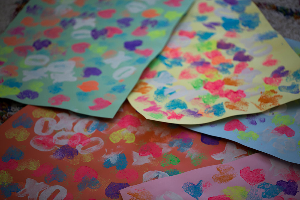 homemade valentines day cards