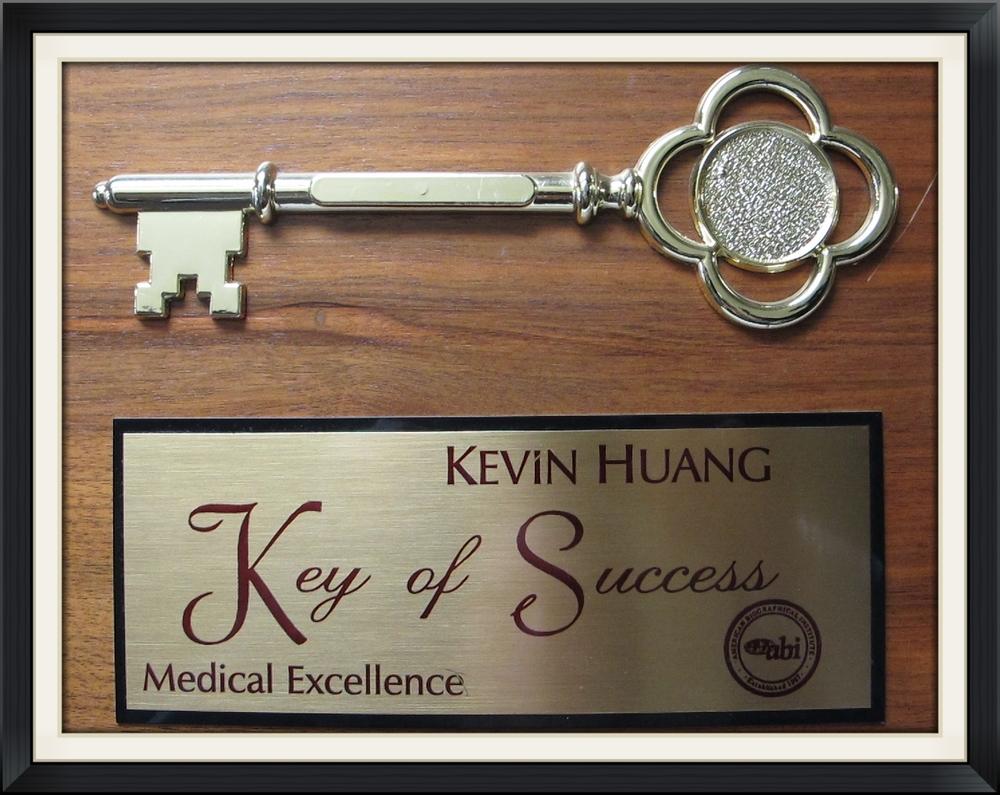 Medical Excellence - Kevin Huang