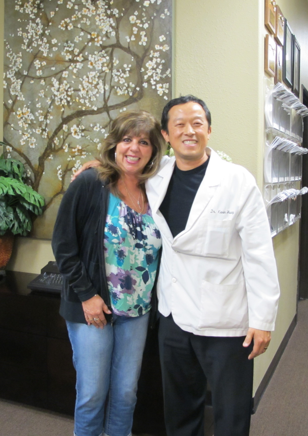 "ANXIETY, EMOTIONAL HEALTH, MOOD DISORDER, NATURAL HEALING ""Talking with Dr. Huang, taking my prescribed herbs, and going to my acupuncture sessions have all helped me cope with the things that caused me anxiety in the past. I am true believer in natural medicine."""
