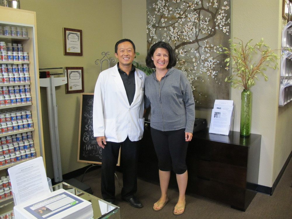 "REOCCURRING THROAT INFECTION   ""The LORD really did heal my body through Dr. Huang's careful and timely treatments, and I am SO grateful!"""