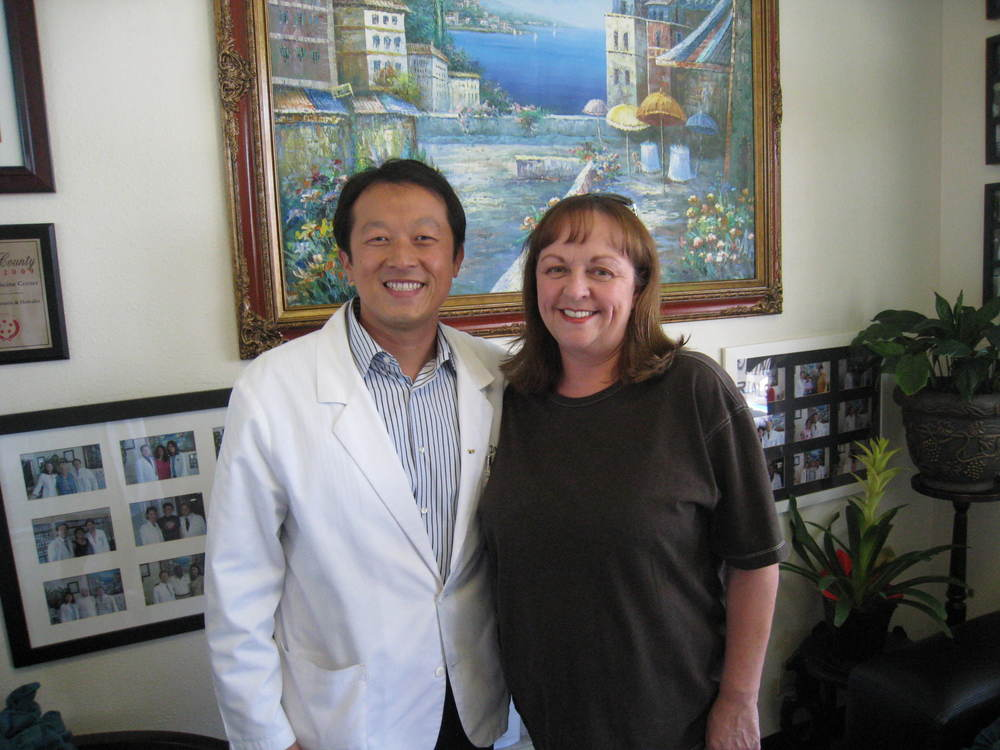 MY RESULTS WERE A MIRACLE | TORN MENISCUS | BONE SPURS, FOOT PROBLEM | CAR ACCIDENT (KNEE DAMAGE) | GREAT RESULTS WITH ACUPUNCTURE AND HEALING HERBS   My treatments were peaceful, soothing and gave me comfort. After my second treatment, I was feeling better. My results were a miracle! It has been unbelievable. I am now able to play with my granddaughter and take a walk. I am able to work without pain - Quality of life is 100%! It has changed my life from what it was.