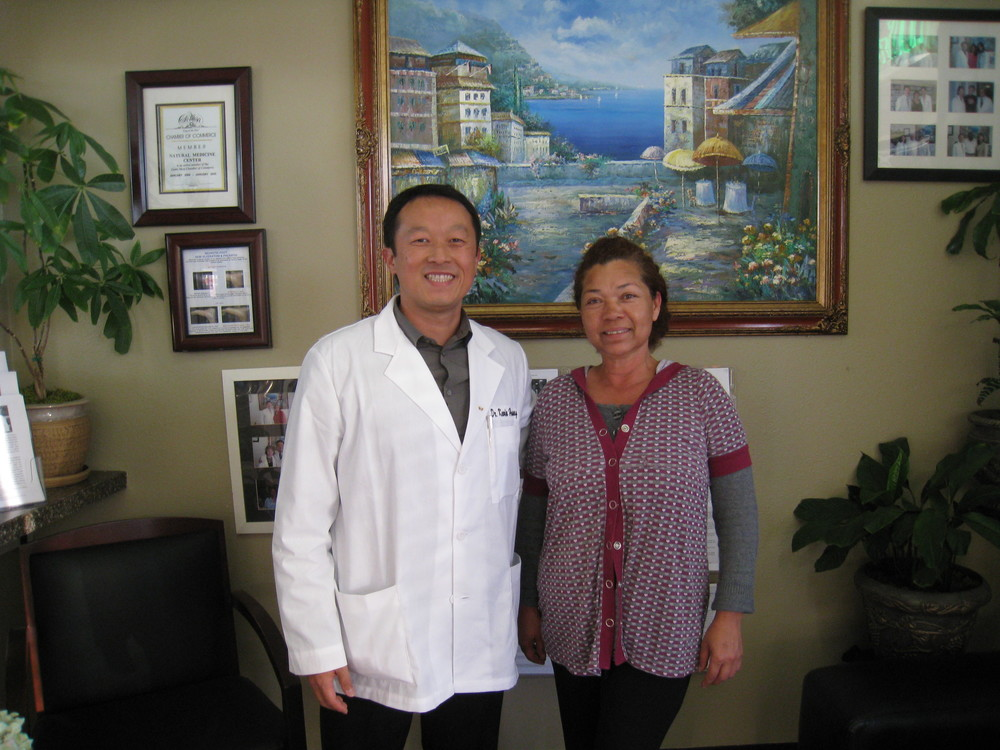 THANKS TO GOD THAT I WAS HEALED BY DR. HUANG