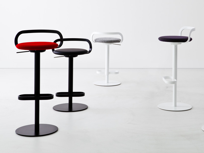 Lapalma Mak Stool Collection