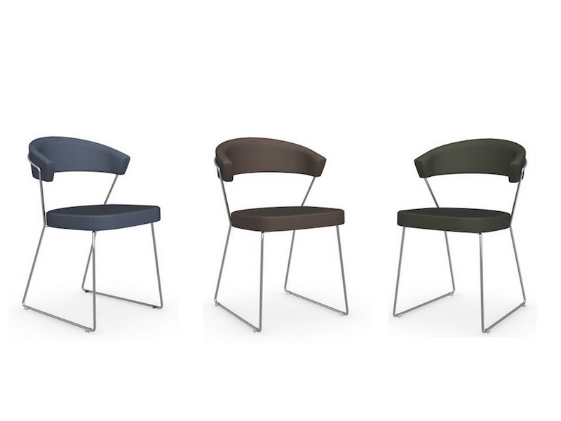Calligaris New York Dining Chair  sc 1 st  Furniture File Ltd & Calligaris New York Dining Chair - Furniture File Ltd