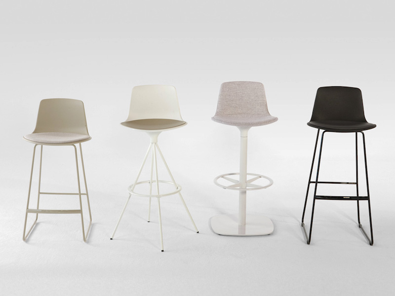 Enea Lottus Bar Stool Furniture File Ltd