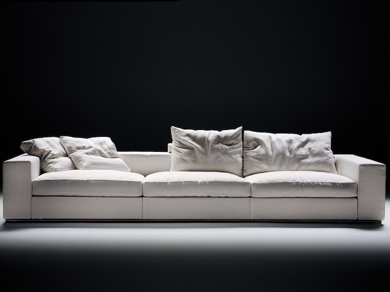 Superieur Flexform Groundpiece Sofa