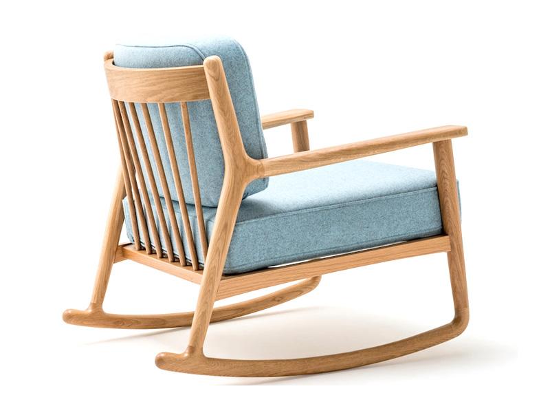 Incroyable Ocee Noah Rocker Armchair