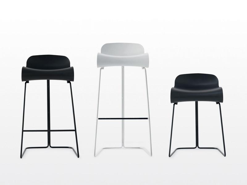 Kristalia Bcn Bar Stool Furniture File Ltd