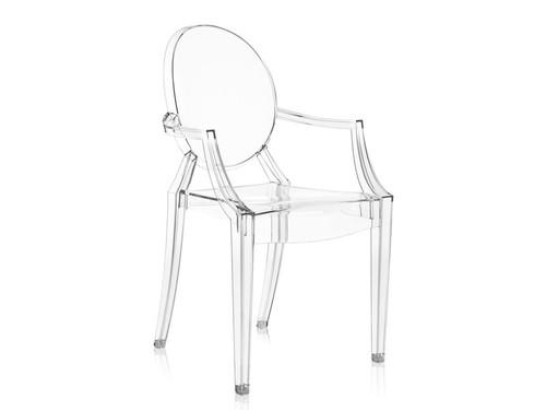 Kartell Louis Ghost Armchair - Furniture File Ltd