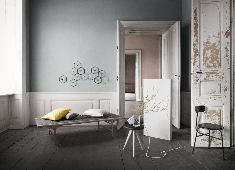 Menu Align daybed, designed by Anita Johansen