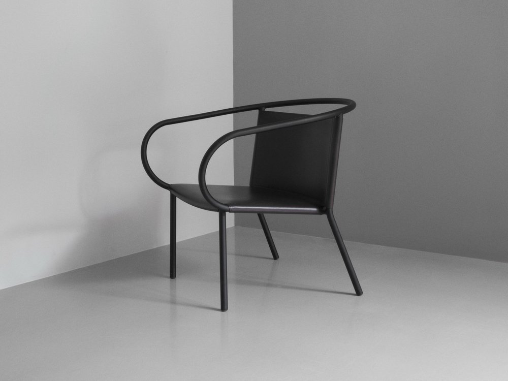 Menu Afterroom lounge chair, designed by Afterroom
