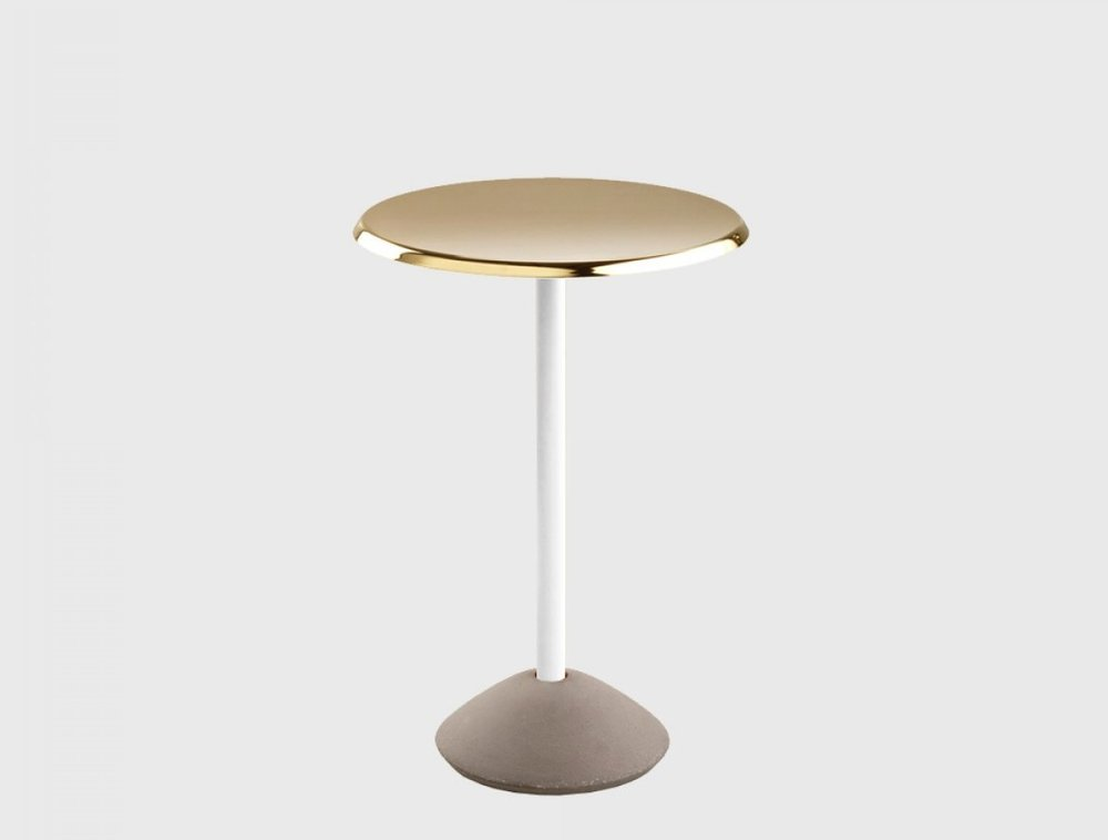 Baba table, designed by Christoph Jenni for Maxdesign