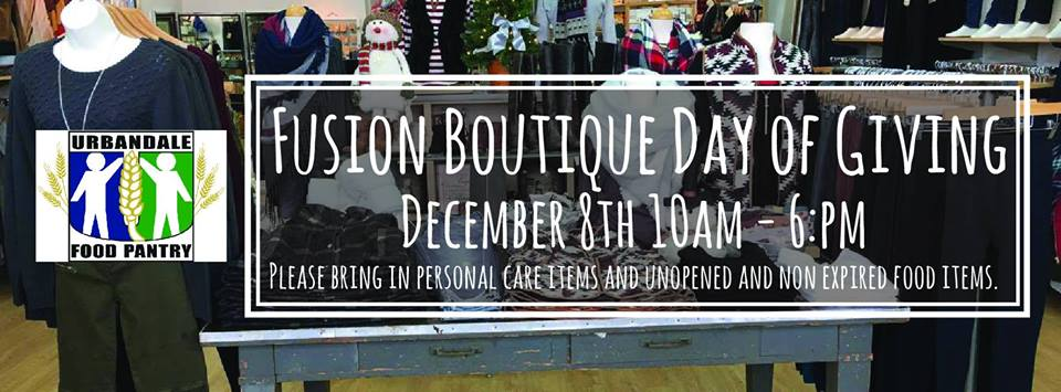 Fusion Boutique Event