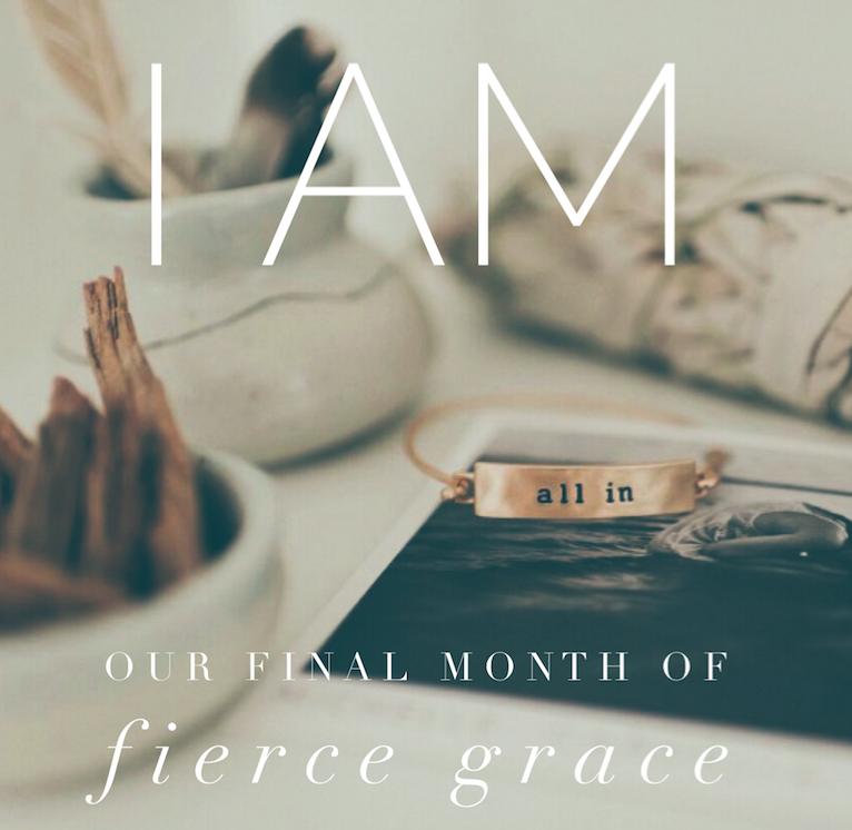 Carrie-Anne Moss Fierce Grace