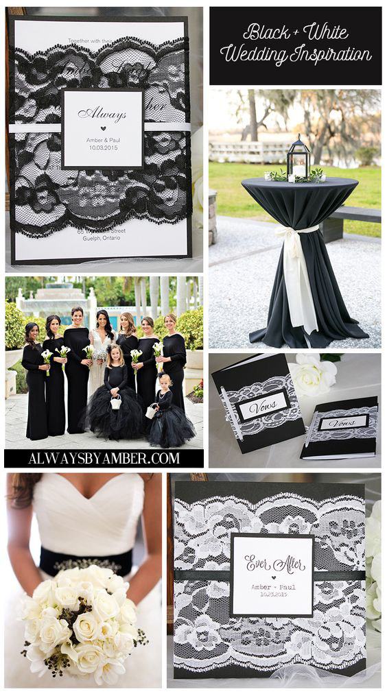 Classic Black and White Wedding Inspiration.jpg