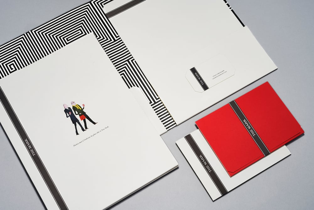 Residences Stationery
